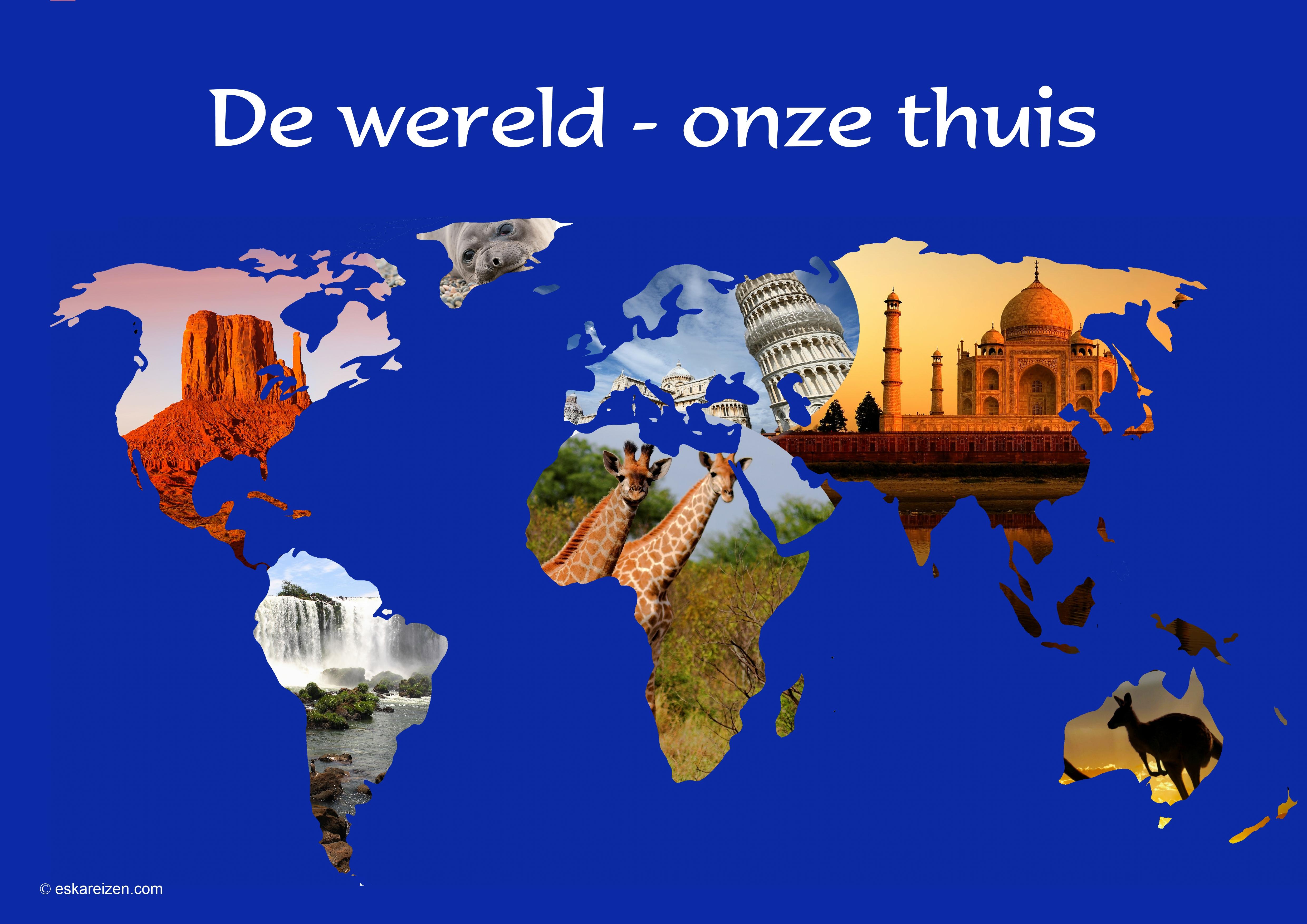 Introductie eska reizen - Haard thuis wereld ...
