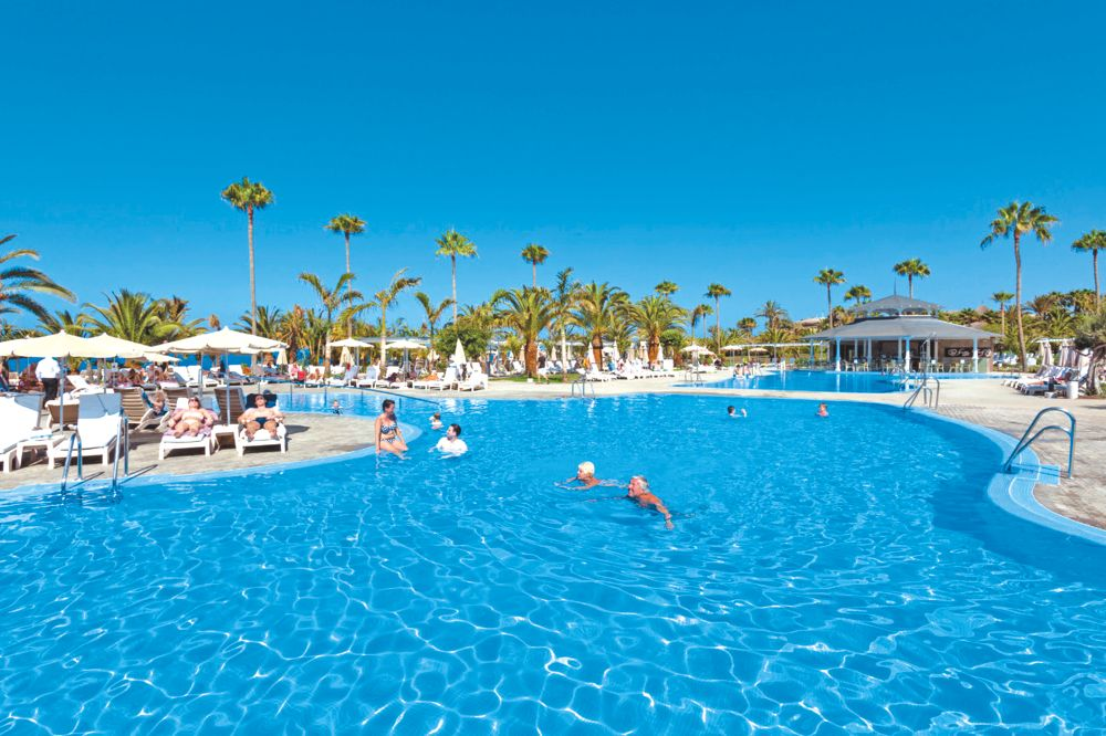RIU-toppers: nu tot -49%. Fuerteventura, Madeira, Gran Canaria...