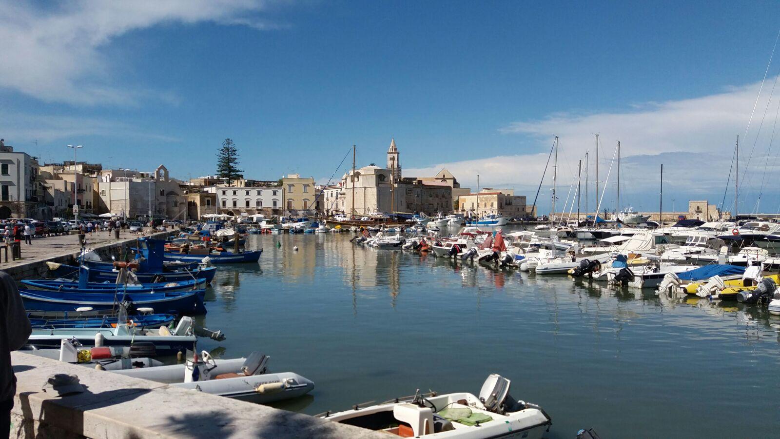 Geslaagde groepsreis Puglia (Zuid-Italië)
