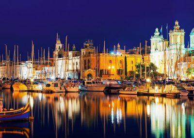 Malta: 5 dagen voor € 299 in 4* hotel