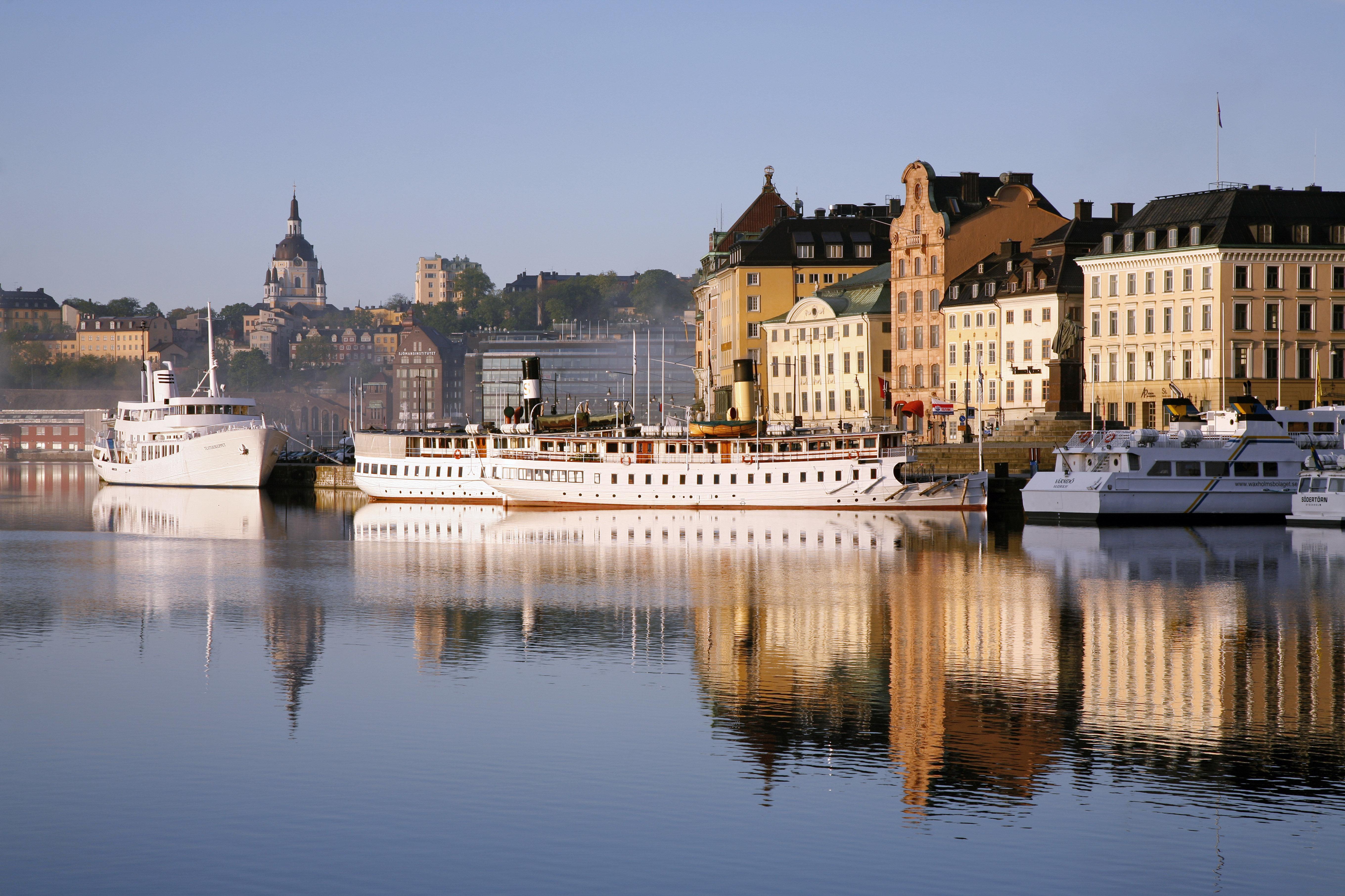 Nordic: groepsreis Cruise Balticum