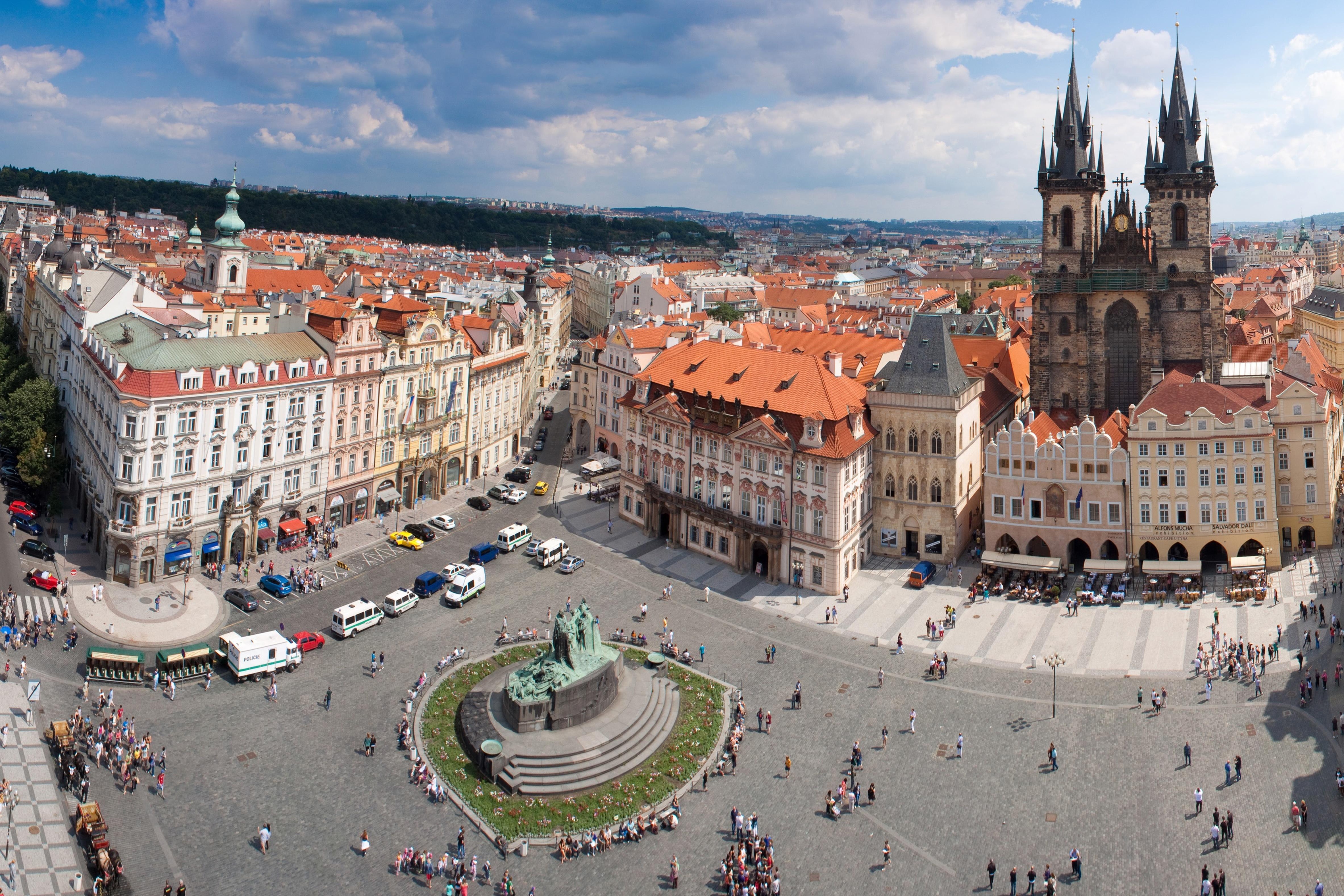 Citytrip Praag (begeleid)